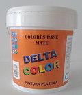 pintura plastica delta color mate plastbella
