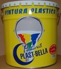 pintura plastica mate superior plastbella