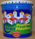 pintura plastica mate lavable extra plastbella