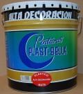 pintura plastica semimate seda plastbella