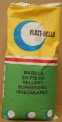 masilla relleno plastbella